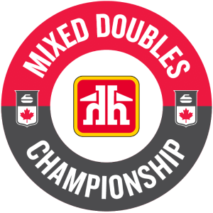 Canadian Mixed Curling Logo